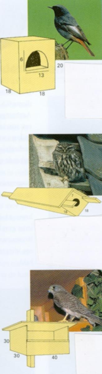 rechthoek van ongeveer 10×11 centimeter ophanghoogte minstens 2 meter